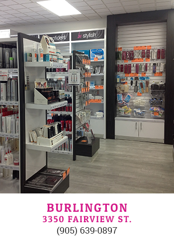 Radiant Beauty Supplies Burlington
